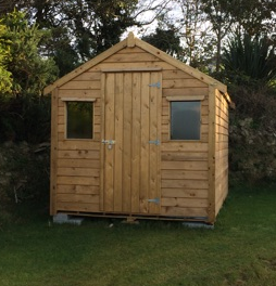 Garden Sheds Hennessey Timber Group